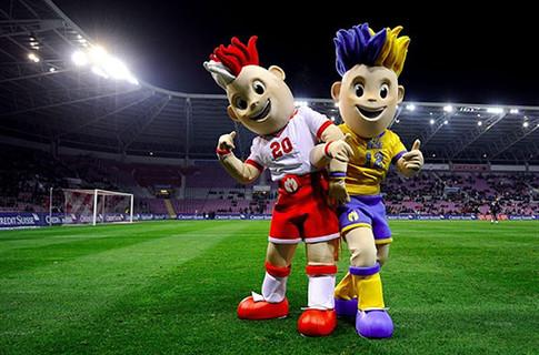 футбол Евро 2012