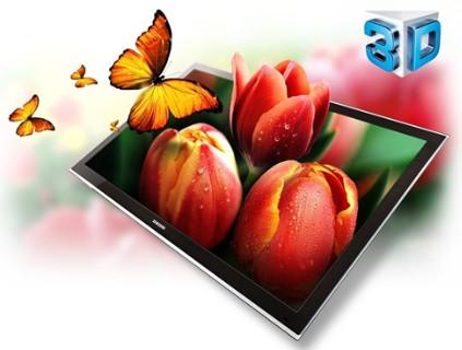 красивые тюльпаны и бабочки на заставке